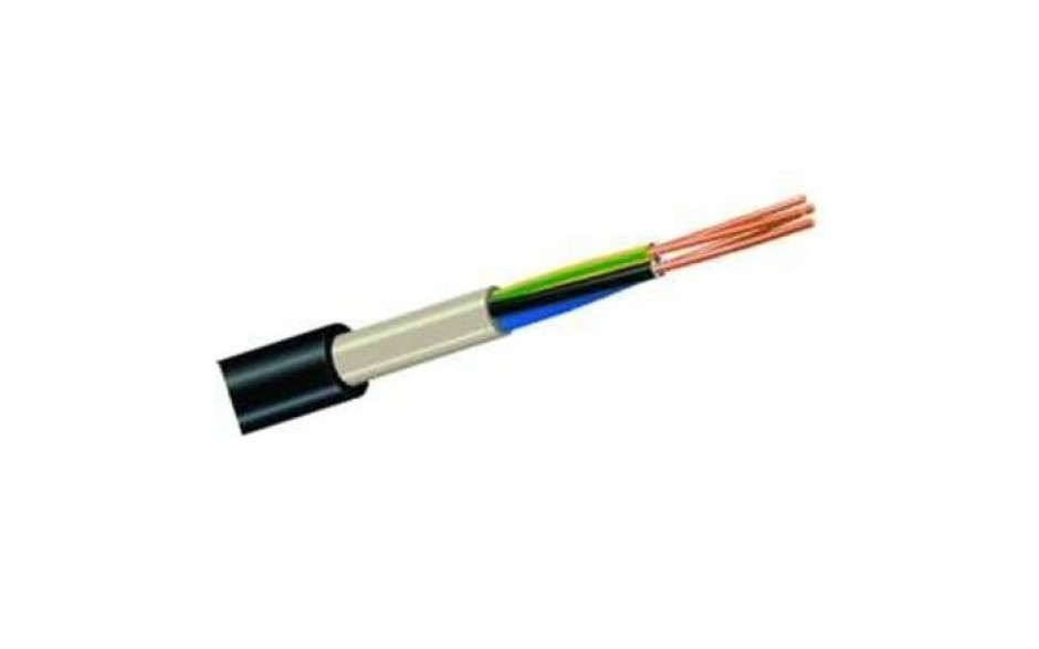NYY-J 3x1,5 mm² Erdkabel Meterware
