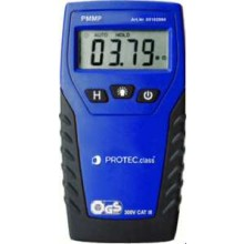 PROTEC.class PMMP Hochleistungsmultimeter Pocket LCD