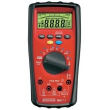 BENNING MM 7-1 TRMS-Digital-Multimeter