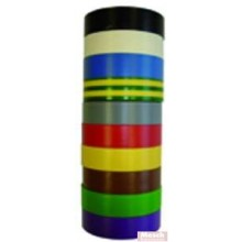 PVC Isolierband Set PVC Isolierband Länge 25m Breite 19mm