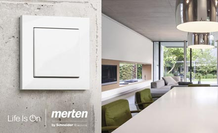 Merten - M-Pure & M-Pure Decor